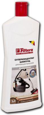 Filtero Суперконцентрат шампунь для моющих пылесосов 500 мл