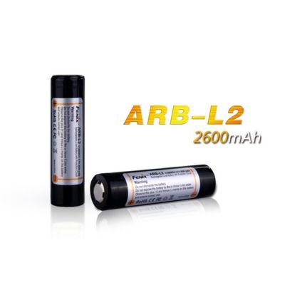Fenix 18650 2600 mAh ARB-L2