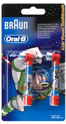 Braun EB10 Oral-B 2шт