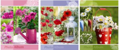 EVG 10x15x200 BKM46200 Flowers