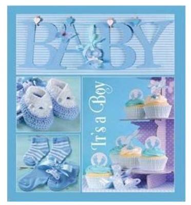 EVG 10x15x56 BKM4656 Baby collage Blue