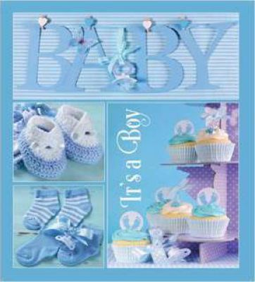 EVG 20sheet Baby collage Blue w/box