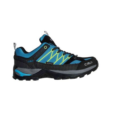 CMP RIGEL LOW TREKKING SHOSES - WP 3Q13246-L594 Lido Blue 36 (8050753605450)