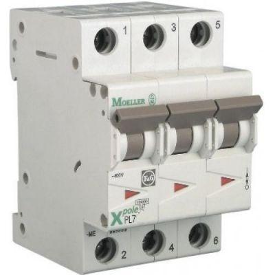 Автоматический выключатель Eaton(Moeller) (248041) PLHT-125/3/C 125A 3P