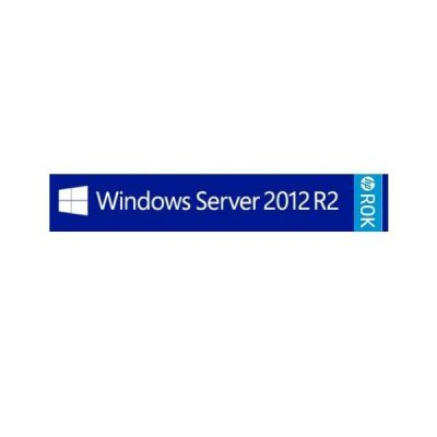 Hp windows server 2012 r2 foundation rok multilang (748920-421)