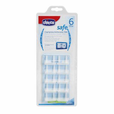 chicco Chicco Защита на розетки Mains Socket Cover 10A (64082.30)