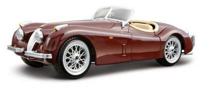 BBURAGO JAGUAR XK 120 (1951) (������� ��������, �����������, 1:24) (18-22018)