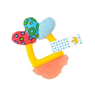 baby team BABY TEAM Игрушка-прорезователь с водой 4+ (8611)