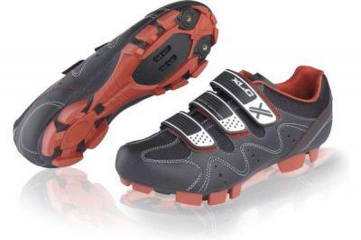 Обувь XLC Crosscountry CB-M05 размер 42 Black (2500092500)