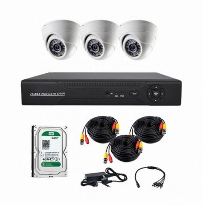 covi security CoVi Security AHD-3D KIT+ HDD500