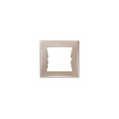 Рамка 1 пост Schneider Electric Sedna Титан (SDN5800168)