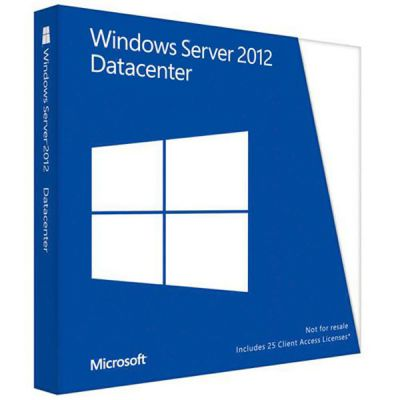 IBM Windows Server Datacenter 2012 (2CPU) - Russian ROK