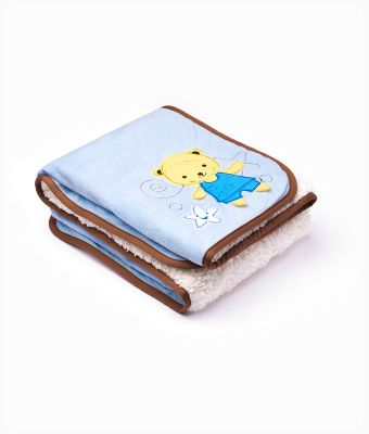 Sensillo Плед Милые Мишки Blue (22880)