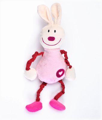 Sensillo игрушка Кролик с пищалкой (23351)