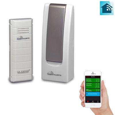 La crosse ma10001 (датчик температуры + мобильный шлюз)