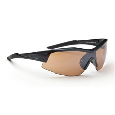 Optic nerve eyres shiny carbon (ic deuce)