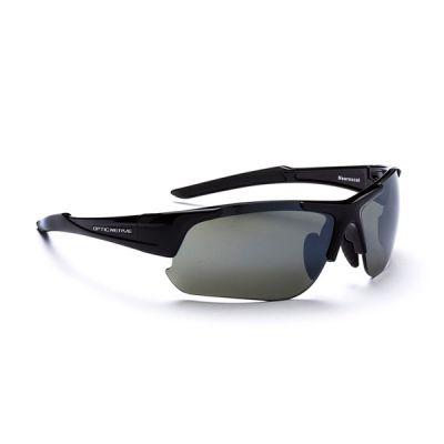 Optic nerve flashdrive shiny black (ic deuce)