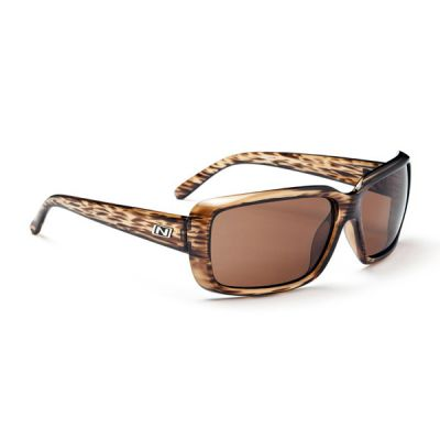 Optic nerve lanai crystal driftwood demi (polarized copper)