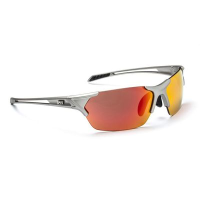 Optic nerve reactor matt carbon (polarized smoke)
