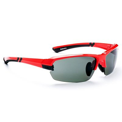 Optic nerve vahstro shiny red (4 lens sets)