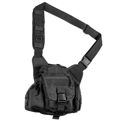 Red Rock Hipster Sling (Black)