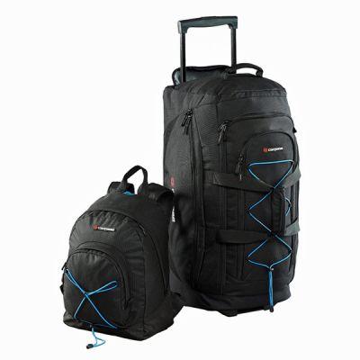 Caribee sports tourer combo 65+26 black (комплект)