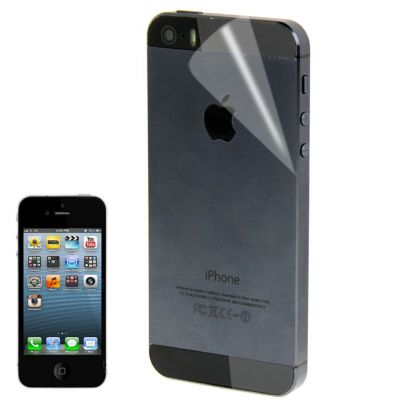 iphone 5/5s ultra glass front/back (spultrafbiphone5)
