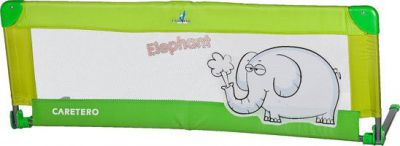 caretero Caretero Safari Барьерка для кровати 120x40 (green)