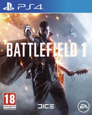 Battlefield 1 ps4 [rus]