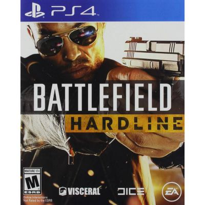 Battlefield hardline ps4 [rus]