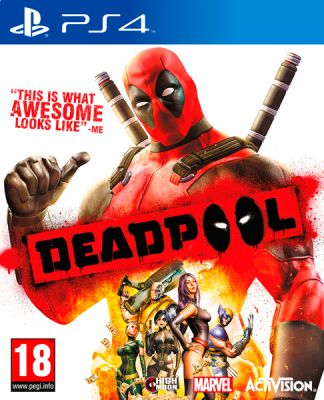Deadpool (ps4)