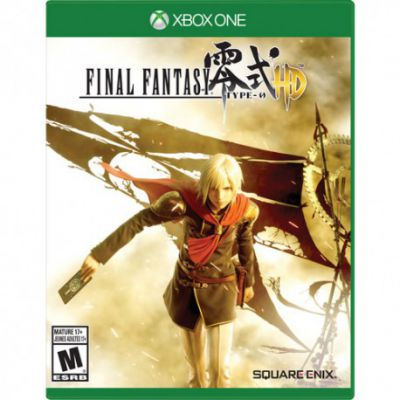 Final Fantasy Type-0 HD - Limited Edition Steelbook (Xbox One)