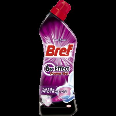 Bref гель power 6-effect 750 мл (9000100541589)