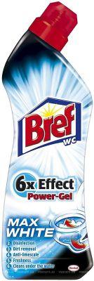 Bref гель power 6-effect ярко-белый 750 мл (9000100863681)