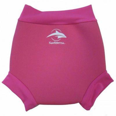 Konfidence Трусики для плавания NeoNappy, Fuchsia/ Pink, M/ 6-9 мес (NN133-09)