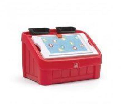 BOX & ART 48х78х48 см красный