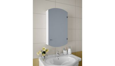 Divan-plus Шкаф зеркальный без подсветки 47