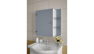 Divan-plus Шкаф зеркальный без подсветки 66-Z