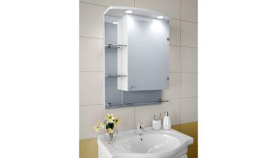 Divan-plus Шкаф зеркальный с подсветкой 86-S