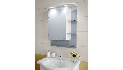 Divan-plus Шкаф зеркальный с подсветкой 86-SZ