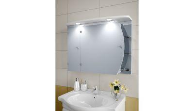 Divan-plus Шкаф зеркальный с подсветкой 88-NZ