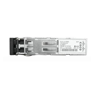 Cisco 1000BASE-LX/LH SFP transceiver module MMF/SMF (GLC-LH-SMD=)