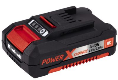 Einhell 18V 2,0 Ah Power-X-Change