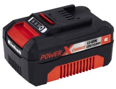 Einhell 18V 4,0 Ah Power-X-Change
