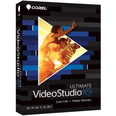 Coral VideoStudio Pro X9 UL ML EU (VSPRX9ULMLMBEU)