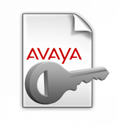 Avaya ключ активации FULL SMB9 sftw and lic pkg by email (55111-00942)