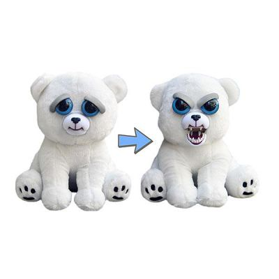 FEISTY PETS Feisty Pets Злобные зверюшки полярный медвежонок