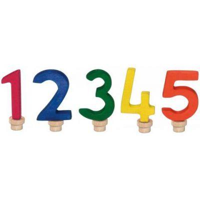 NIC Набор цифр для торта 1-5 (NIC522951)