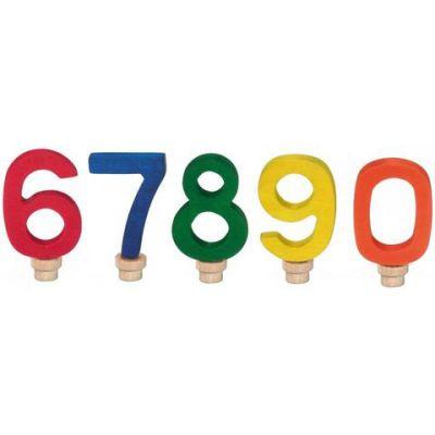 NIC Набор цифр для торта 6-0 (NIC522956)