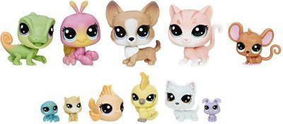 HASBRO Littlest Pet Shop Коллекция фигурок (B9343)